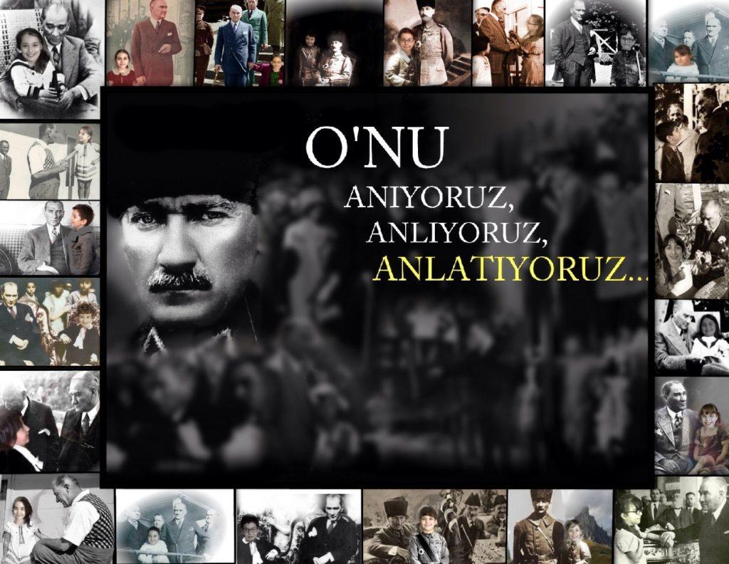 10 Kasım Atatürk İle İlgili şiirler