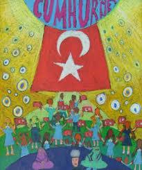 29-ekim-cumhuriyet-bayrami-yagli-boya-cizimler